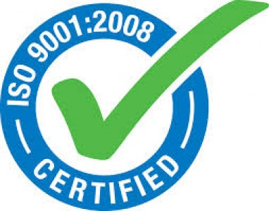 ISO 9001:2008 Accredited